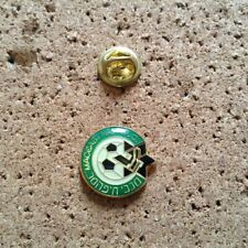 Maccabi Haifa F.C. - Official Logo Pin/Badge
