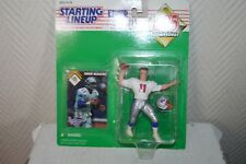 FIGURINE 1995 DREW BLEDSOE NEW ENGLAND PATRIOTS Starting Lineup  Kenner NEUF