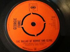 Georgie Fame. The ballad of Bonnie and Clyde. 1967 U.K. No1. Nr Comme neuf.