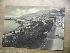 LUNGOMARE TRIESTE Veduta panorama Jolly Hotel Comune CARTOLINA POSTALE SALERNO