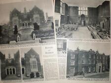 Photo article Harrow School UK 1955 London UK