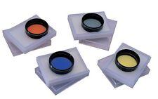 4x Filtres de couleur 31,7mm –important pour Télescope
