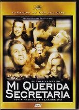 MI QUERIDA SECRETARIA de Charles Martin (Clásicos de oro del cine V.O.S.)