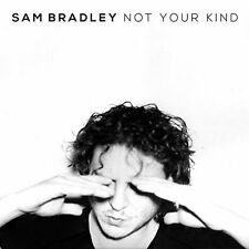 Sam Bradley Not Your Kind 5 Track Promo CD Hand Signed Autographed Autograph