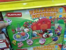 plastilina la fattoria set gioco di qualità giocattolo toy a35 natale