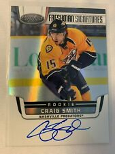 2011-12 Panini Certified Freshman Signatures Craig Smith Nashville Predators 186