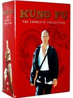 Kung Fu: The Complete Series Collection (DVD, 16 Disc Box Set) Season 1 2 3 NEW