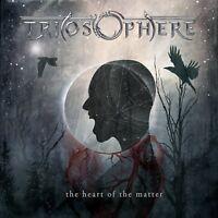 TRIOSPHERE - THE HEART OF THE MATTER (DIGIPAK)  CD NEU