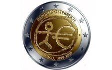 """OOSTENRIJK SPECIALE 2 EURO 2009 UNC:  """"10 JAAR EMU"""""""