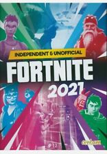 Fortnite 2021 Annual Guide Independent and Unofficial Hardback Book