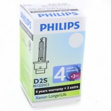 D2S Philips Autolampe Longer Life Xenon Brenner 85122SY single box