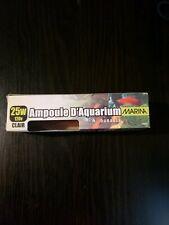 Marina Aquarium Bulb 25W Clear