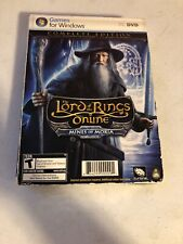 Lord of the Rings Online:Mines of Moria (PC,2008) Brand New Sealed. M