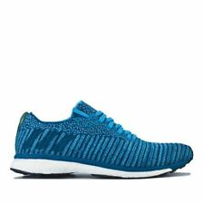 Men's adidas Adizero Prime Lightweight Tight Fit Running Trainer Shoes in Blue