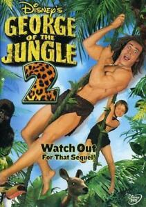 GOOD DVD WALT DISNEY  George of the Jungle 2 Thomas Haden Church
