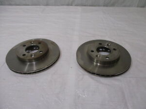 Front Brake Discs Set Nissan Kubistar 238mm From 2003 On