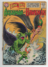 Dc The Brave And The Bold #51 Aquaman And Hawkman 1964