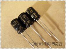 20pcs ELNA Black Gold CE-BP Series 3.3uF/50V 10% Non-polar Capacitance for Audio
