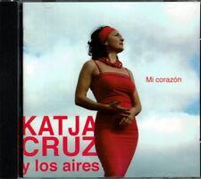 Katja Cruz y Los Airres   Mi Corazon  BRAND  NEW SEALED CD
