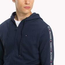 NEW WITH TAG TOMMY HILFIGER ZIP THRU LOGO HOODY SMALL