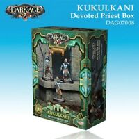 Dark Age: Kukulkani Devoted Priests Unit Box - DAG07008