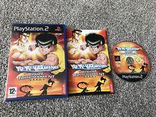 YU YU HAKUSHO DARK TOURNAMENT SONY PLAYSTATION 2 PS2 GAME WITH MANUAL UK PAL VGC