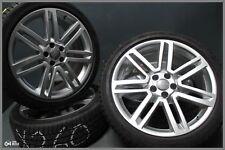 Originale Audi A6 4g 8J x 20 Pollici Cerchi in Lega D'Alluminio et 25 Lk 5X112