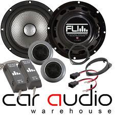 """Vauxhall Corsa C 2000-06 6.5"""" FU 420 Watts Front Door Component Kit Car Speaker"""