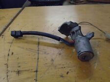 GENUINE NEIMAN ALFA/FIAT 124 SPIDER IGNITION STEERING LOCK NO KEY! RARE FIND!