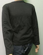 Tru-Spec Men's Cold Weather Undershirt Irregular - BLACK - SIZE: XL - CLEARANCE