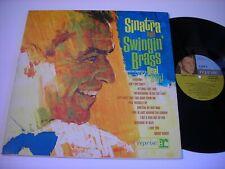 Frank Sinatra Sinatra and Swingin' Brass 1962 Mono LP VG++