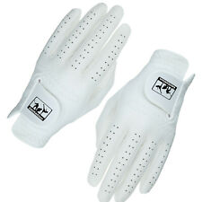 ladies women girls real white soft leather fashion driving warm casual gloves