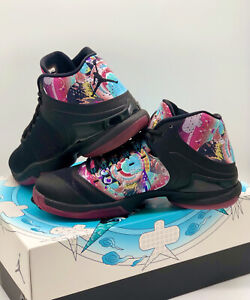 "Nike Air Jordan Super.Fly 4 PO "" Chinese New Year / CNY "" 2016 Size UK 7.5"