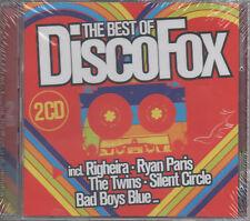 The Best Of Disco Fox NEU 2 CD Ballet Dancer You Are A Danger Slice Me Nice