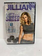 Jillian Michaels Lift and Shred Dvd Jillian Michaels Exercise and Fitness Dvd