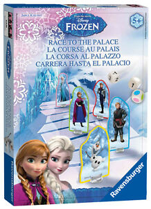DISNEY FROZEN RACE TO THE PALACE RAVENSBURGER GAME