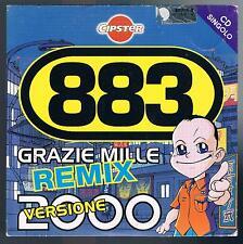 GRAZIE MILLE REMIX VERSIONE 2000 CD SINGOLO cds PROMO CIPSTER