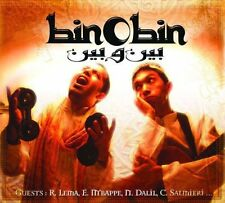 CD NEUF scellé - BINOBIN / Edition Digipack -C10