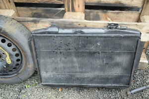 ROLLS ROYCE SILVER SPIRIT 1984 COOLING RADIATOR IN GOOD CONDITION SEE PICTURES