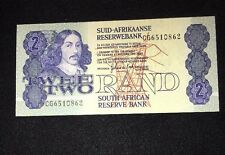 South African Reserve Bank 1976 2 Rand P-117b