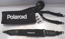Polaroid PDC-2000 / PDC-3000 Camera Straps - Neck & Hand - NEVER USED