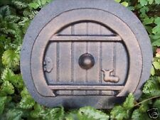 MOLD Plaster,concrete caterpillar plastic fairy door mold