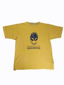 Worcester Warriors Kukri Rugby T Shirt Size XL Short Sleeve Top.