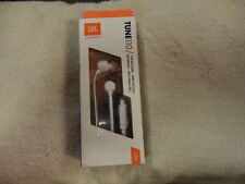 JBL Harman TUNE110 In-Ear Headphones Pure Bass Sound /Hands Free Calls