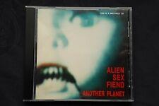 Alien Sex Fiend Another Planet CD Goth