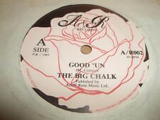 """THE BIG CHALK """" GOOD 'UN / IN THE COLD WINTER """" 7"""" SINGLE FOLK 1983 EXCELLENT"""