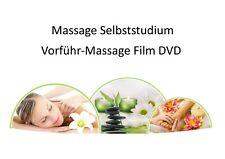 Massage Gesicht-Nackenmassage Anleitung Selbststudium DVD