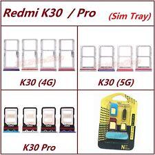 OEM Nano Sim Card SD Card Tray Slot Holder For MI Redmi K30 4G K30 5G / K30 Pro