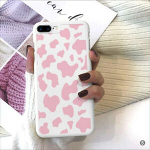 Cow Print For iPhone Samsung Huawei OnePlus Phone Case Cover 145-5