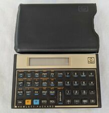Vintage Hewlett Packard Hp 12c Financial Calculator (Works!)